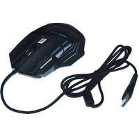 미니 광학 게임 마우스 2400 인치 당 점 휴대용 경량 7 버튼 마우스 PC 노트북 저전력 소비 플러그 앤 플레이