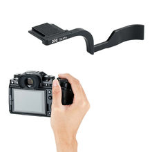 Metal Thumbs Up Grip for Fujifilm X-T4 XT4 X-T3 XT3 camera with Hot Shoe Cover Protector Not Interfere with Controls of Cameras(China)
