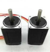 NEMA11 45mm Length High Torque Hybrid Stepper Motor 1.8 Deg