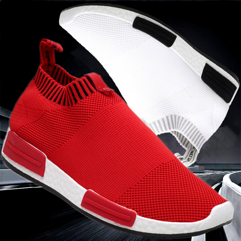 Damyuan 2020 New Fashion Men's Casual Shoes Non-Leather Casual Shoes Men's Shoes Plug Size 46 Breathable Comfortable