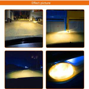 Image 5 - OSRAM Fog Breaker 9006 HB4 Super Yellow Car Head Light Lamp Fog Bulb +60% Light +200%   12V 51W 2600K 9006FBR (Twin)