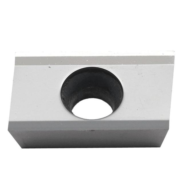 MZG Discount Price APKT1604 AL ZK01 Finishing Copper And Aluminum Processing CNC Tungsten Carbide Milling Inserts