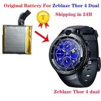 Schnelle Verschiffen ursprüngliche Batterie Für Zeblaze Thor 5 Thor 4 dual Thor 4 pro Smart Uhr Zubehör Wiederaufladbare Polymer Batterie