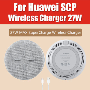 Image 3 - CP62 Huawei SuperCharge Wireless Charger Stand 40W Desktop CP39S Car Charger P40 Pro Plus Mate30 Pro Matepad P30 Pro S20 Ultra