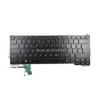 Ordinateur portable rétro-éclairé US RU UK PO IT SW BE clavier pour Fujitsu S904 S935 T904 T935 T936 U904 Portugal suisse italie belgique nouveau
