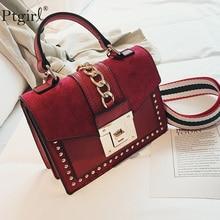 Women Bags Brand Handbag Luxury Small Crossbody for Ptgirl fashion bags ladies luxury 2019 bolsas sacos pink bag
