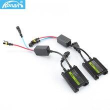 크세논 HID 슬림 밸러스트 35W AC 디지털 전자식 안정기 블록 점화 HID 키트 크세논 H7 H4 H3 H1 H11 4300K 6000K 8000K ..
