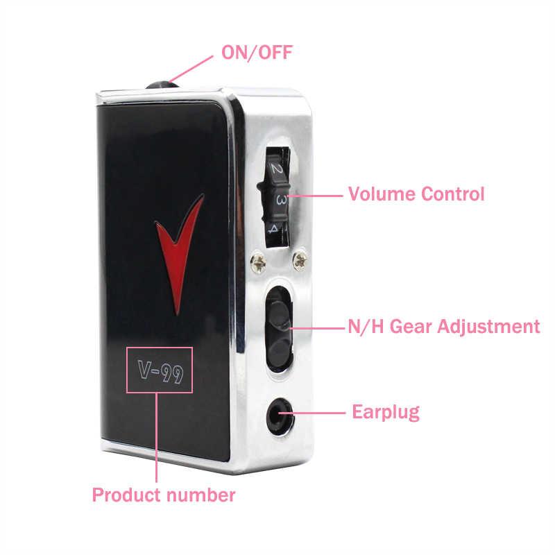 Audífono recargable amplificador de sonido de oído para ancianos Cassette audífonos China tono ajustable ayuda Digital DISPOSITIVO DE CUIDADO DE OÍDO