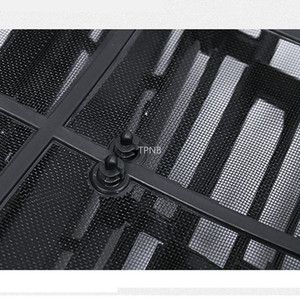 Image 5 - Car Front Grill Insect Net for Toyota Land Cruiser 200 LC200 Fj200 2008 2009 2010 2011 2012 2013 2014 2015 2016 2017 2018