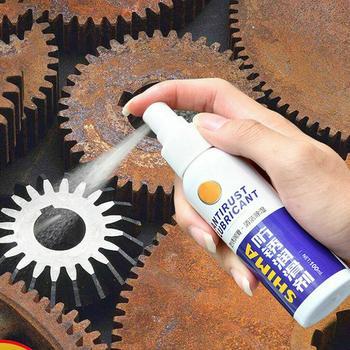 100ml Rust Inhibitor Rust Remover Window Wheel Hub Screw Derusting Spray Car Maintenance Cleaning 4