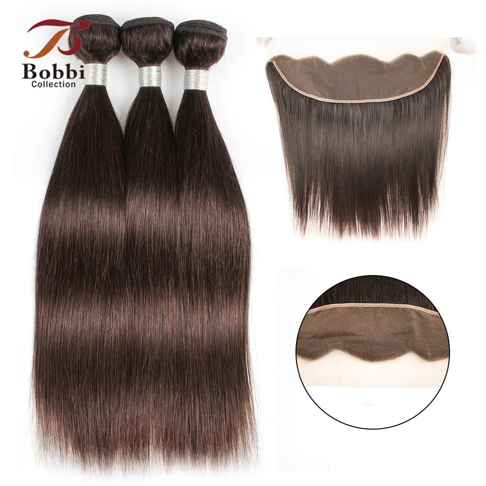 cabelo reto 2 3 pacotes com 4x13