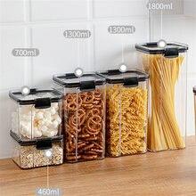 Кухонный ящик для хранения рисовых макаронных изделий лапши