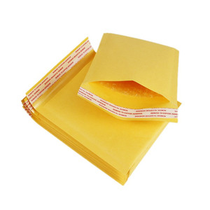 Image 5 - 4 sizes 50 Pcs Kraft Paper Bubble Envelopes Bags Padded Mailers Shipping Envelope With Bubble Mailing Bag