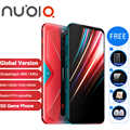 SmartPhone de jeu International Nubia rouge magique 5G 256GB12GB / 8GB 128GB 6.65 Snapdragon 865 NFC Redmagic 5G jeu téléphone Mobible