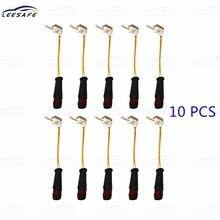 10 adet 2115401717 fren balatası aşınma sensörü MERCEDES BENZ için C207 C215 S212 W245 W204 CL203 W211 S211 W220 W221 S203 C219 R171 r230