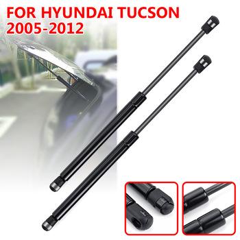 2X tylna szyba okienna samochodu sprężyna gazowa Shock Lift Strut Struts wsparcie Bar Rod dla Hyundai Tucson 2005 2006 2007 2008 2009-2012 tanie i dobre opinie Autoleader Rear Glass 40 3 cm Metal Plastic 400g Strut Bars