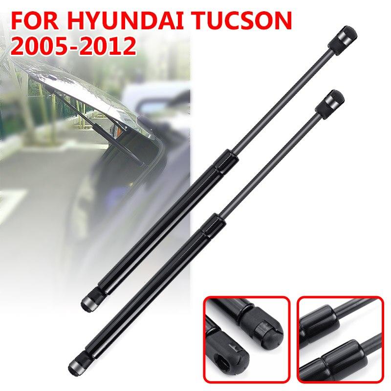 2X voiture fenêtre arrière verre ressort à gaz amortisseur ascenseur jambe de force barre de Support tige pour Hyundai Tucson 2005 2006 2007 2008 2009-2012