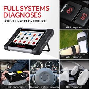 Image 5 - Autel maxipro mp808 ferramenta de diagnóstico obdii obd 2 carro ferramenta de diagnóstico do varredor tpms programação programador chave maxisys ms906