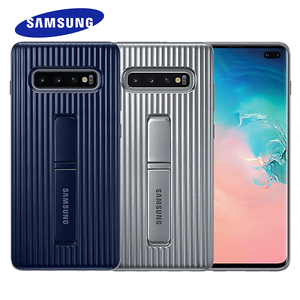 Samsung Galaxy S10 Plus Case Standing phone case Shock-Proof Heavy Duty Shell Cover For Galaxy S10 S10+ S10plus Protective case