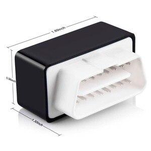 Image 4 - OLOEY – Mini outil de Diagnostic automobile, Bluetooth V1.5, Elm327, lecteur de code, prise OBD2, NX101
