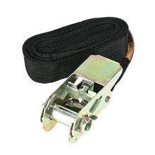 5 м автомобильный ремень с крепким храповым ремнем, багажная сумка, металлическая пряжка, аксессуары для автомобиля