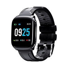 Nennbo Smart Bluetooth Watch Touch Color Screen sensory clock Dynamic Heart Rate Blood Pressure Pedometer Sport Smartwatch QW12