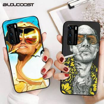 Fear and Loathing in Las Vegas Phone Case for Huawei P20 P30 P20Pro P20Lite P30Lite P10 P Smart plus P10Lite P40 Pro P40 lite image