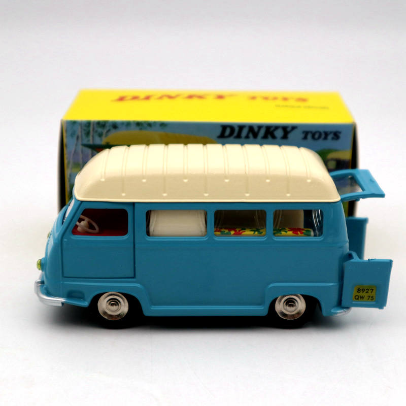 Atlas 1:43 DINKY TOYS 565 ESTAFETTE RENAULT CAMPING WAGEN Diecast Models Collection