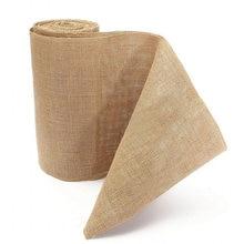 2m natural juta tecido serapilheira artesanato fita de cânhamo decoração de natal para casa costura diy 3mm 4mm 5mm 6mm 8mm 10mm 12mm