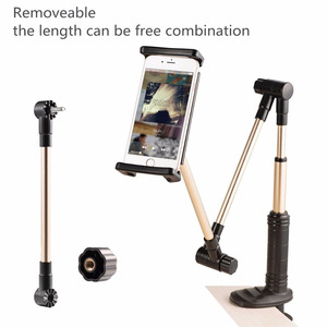 Image 3 - Aipedly suporte de tablet dobrável, suporte para tablet, braço longo e ajustável, para pessoas preguiçosas, suporte para mesa de 4 14 Polegada tablet pc