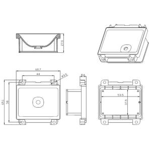Image 5 - GM72 2D/QR/1D ברקוד סריקה מנוע USB/RS232 בר קוד סורק QR קוד קורא מודול