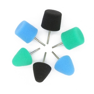 Image 4 - 28pcs/69pcs Mini Polishing Machine Car Beauty Detailing Polisher Extention Tools Polishing Kit  Polishing Pad Kit