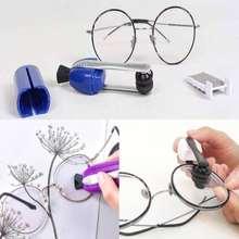 Практичное средство для очистки очков лучшее щетка Уход За Зрением