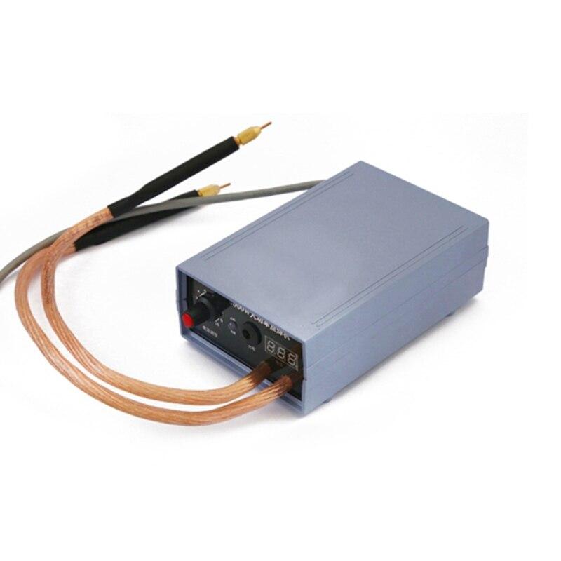 Spot welder 5000W Spot Welding Machine Small Handheld 18650 Battery Spot Welding Convenient Product High Power US Plug