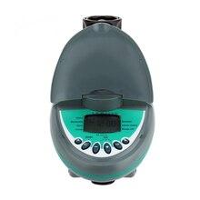 1pc jardim temporizador de água válvula esfera automático eletrônico rega temporizador casa jardim irrigação sistema controlador temporizador jardinagem