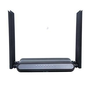 Image 2 - 300Mbps 4G LTE נתב אלחוטי גבוה כוח אלחוטי AP נתב 4 * חיצוני אנטנת נתב Wifi Extender OpenWRT נתב