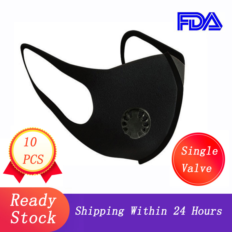 Dustproof Air Filter FFP3 Mask Breathable Single Valve PM2.5 Dust Mask Respirator Dust For Men Women Mask Mouth Respirator FFP2