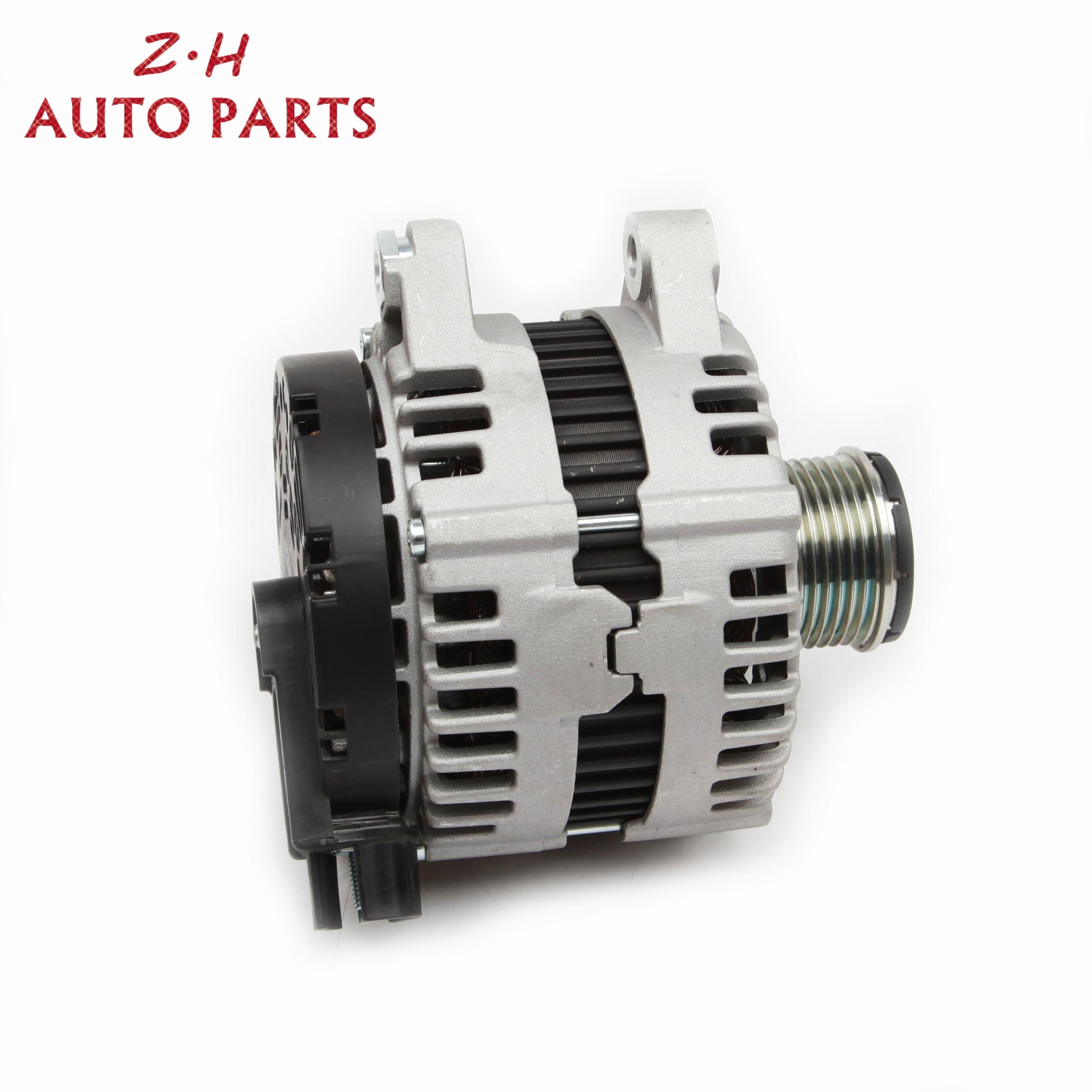 La dínamo generador 140-a Audi
