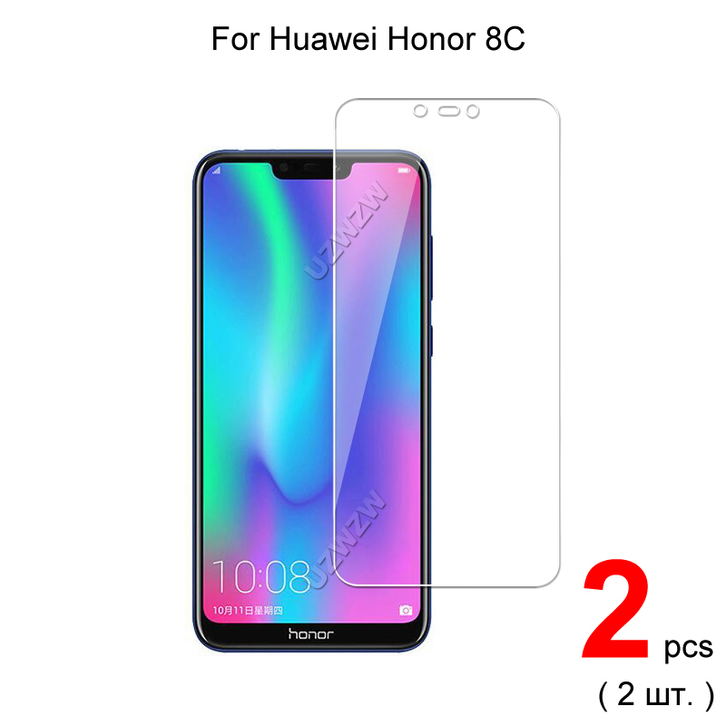 Protective Glass For Huawei Honor 8c(China)