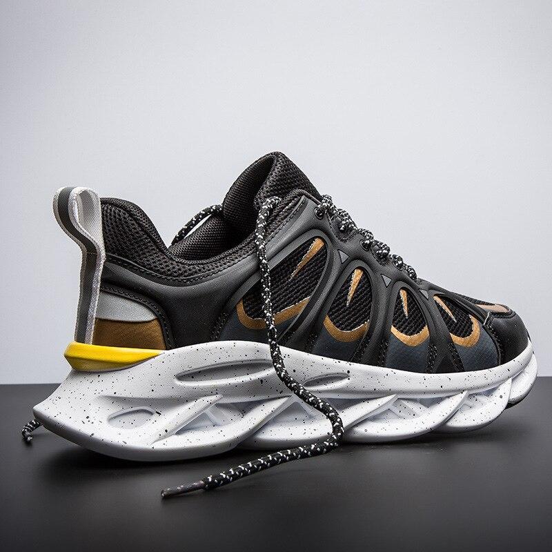 Sports loisirs marée tous les hommes chaussures 2019 nouvelle personnalité de la mode fond épais mâle hauteur Torre hommes espadrilles décontractées quatre saisons