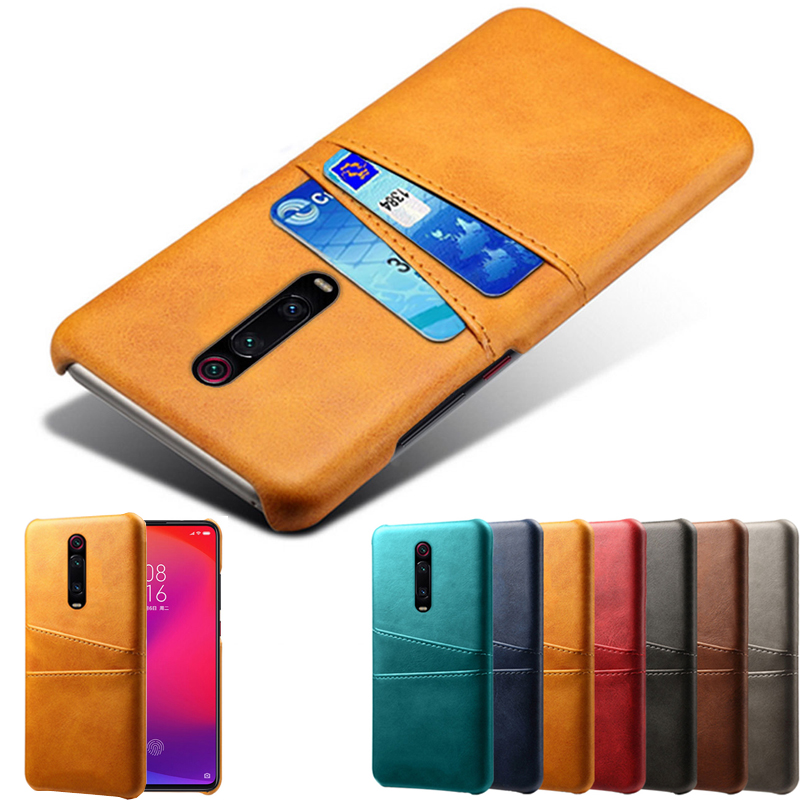 <font><b>Phone</b></font> <font><b>Case</b></font> For <font><b>Xiaomi</b></font> <font><b>Redmi</b></font> <font><b>6A</b></font> 5A K20 Pro Note 7 5 6 Pro Hongmi Go 5 Plus Mi 8 Lite 9 SE Pocophone F1 Card Holder <font><b>Leather</b></font> Cover image