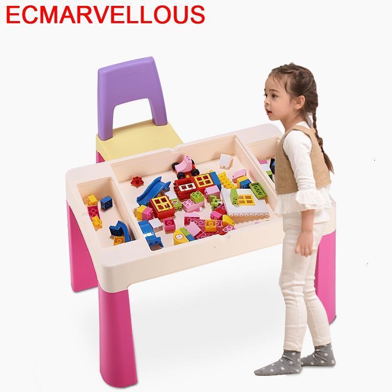 Scrivania Bambini Mesinha Chair And Plastic Game Kindergarten Kinder Study For Kids Bureau Enfant Mesa Infantil Children Table