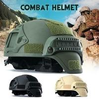 Leichte Military Tactical FAST Helm ABS Sport Outdoor Helm Reiten Helm CS SWA Schützen Ausrüstung