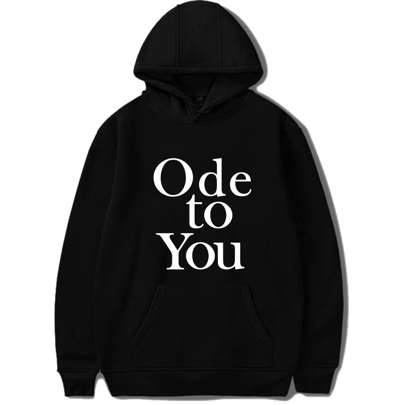 New Kpop Seventeen 17 Concert ODE TO YOU Same Korean Style Women Men Cotton Pullovers Hoodies Sweatshirt Tops Kpop Streetwear