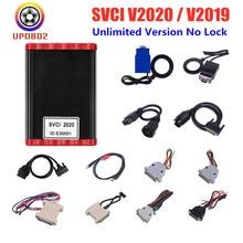 Svci v2020 v2019 v2018 obd2 programador chave versão completa sem limite abrites comandante svci 2020 2019 2018 para a maioria dos carros