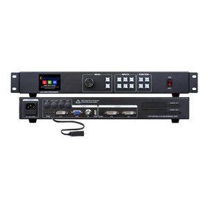 Image 4 - Best price aliexpress rental video wall LED video processor MVP300 scaler HD TV SDI HDMI VGA DVI USB WIFI controller parts