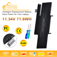 New A1493 Laptop Battery 71.8Wh for Apple Macbook Pro 13 Retina A1502 Late 2013 til Mid 2014 years Laptop, Replace A1493 A1582.