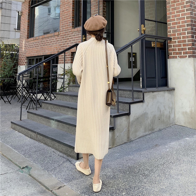 Maternity Dresses for Autumn and Winter 3
