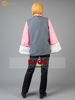 Howl's Moving Castle Royal Wizard of Ingary cotume Howl Jenkins Pendragon thickiy ronior & Uniform Cosplay Costume mp004180