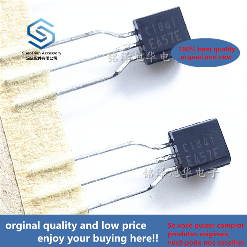 5pcs 100% Orginal New 2SA988-E 2SC1841-E TO92 Audio To Tube Real Photo
